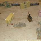 """1.000 Punkte bei """"Age of Sigmar""""; Ritter (mit Ergänzungsregeln) gegen Wüstenkrieger:"""