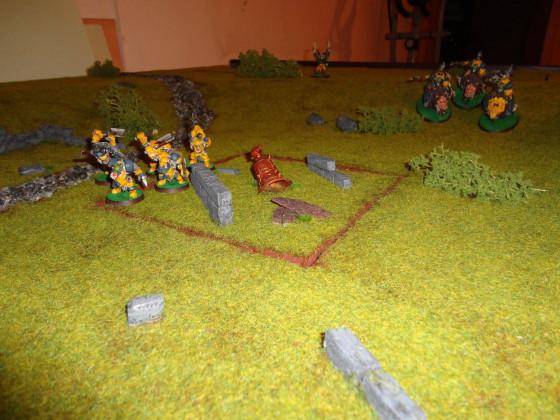 Haalis erstes Gelände: Ironjawz auf dem Vormarsch