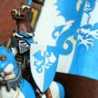 Bertrand 'le verrat' Russault - tueur de dragons - Marquis de Lusignac