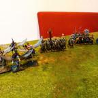 1.000 Punkte Basileanische Kavallerie-Formation: