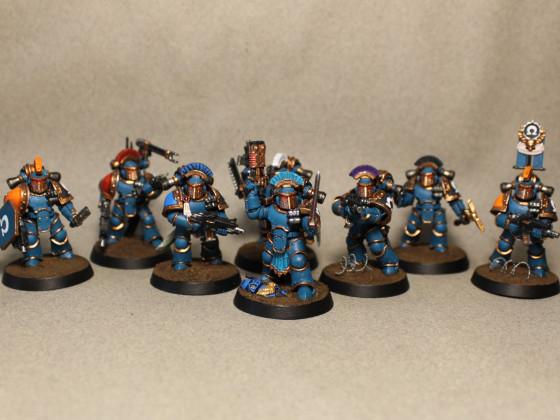 Kommandostab Black Company; Omega Legion