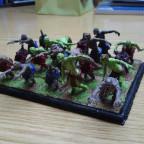 Die Zombiehorden
