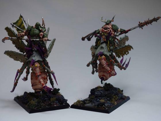 Seuchenritter 2 Pusgoyle Blightlords