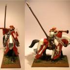 klassischer fahrender Ritter