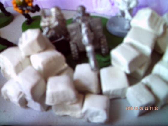 Imperialen Truppen und die Marines