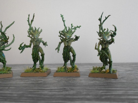 Dryads Right Detail
