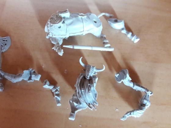 Lost Kindom Stierzentauren
