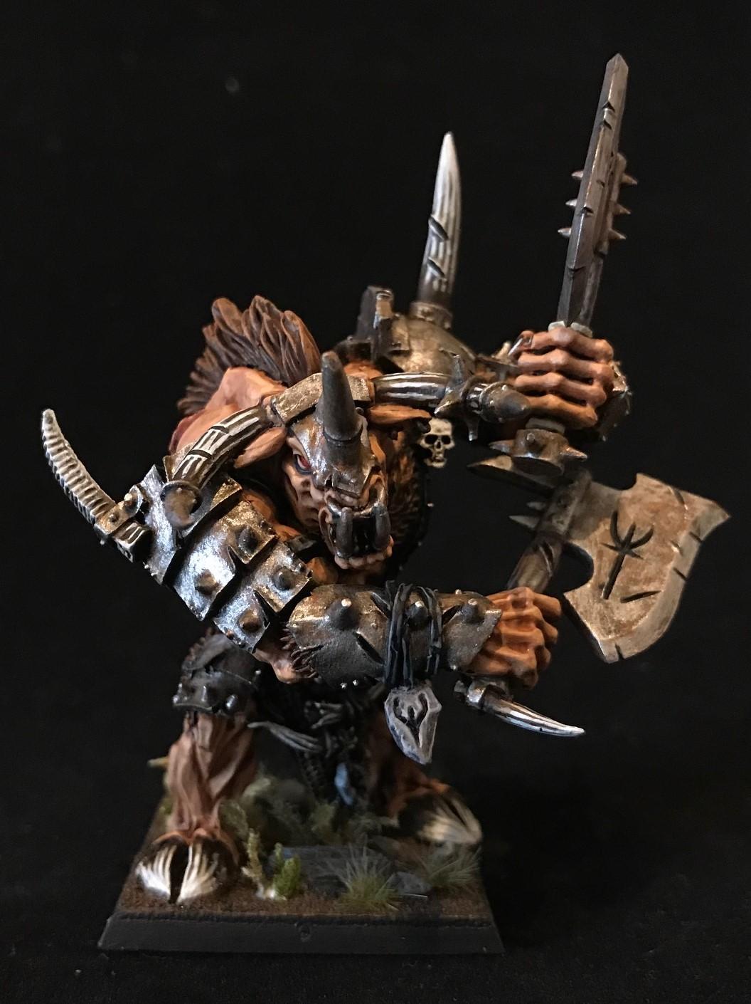 Minotauruslord Front