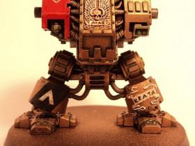 Minotaurs Cybot WIP