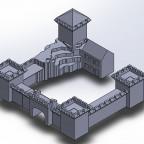 Warhammer Festung Konzept