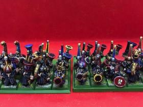Chaos Dwarfs Regimenter