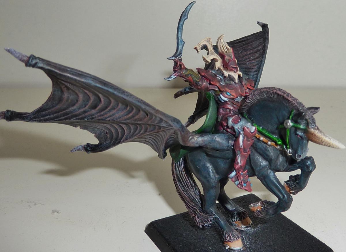 Hochgeborener auf Pegasus