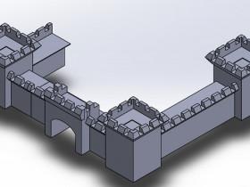 Der Bau einer Festung Tagebuch