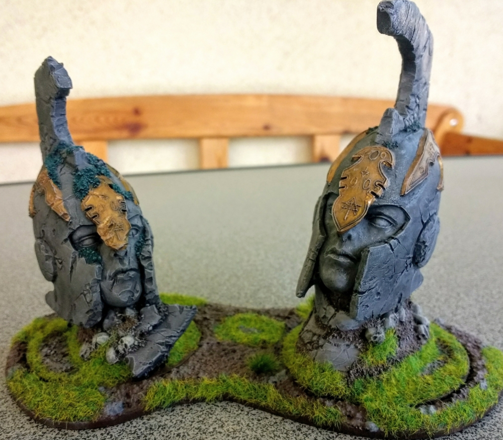 Elven Ruin Gate - Scibor