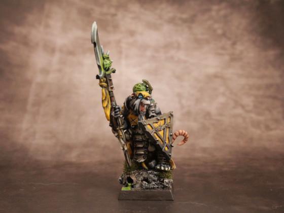 Gamesday Skaven Warlord