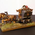 Grollpony - Die stoische Goldie