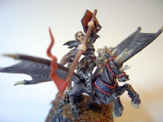 Adliger auf Pegasus