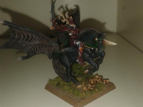 Der fertige Pegasus