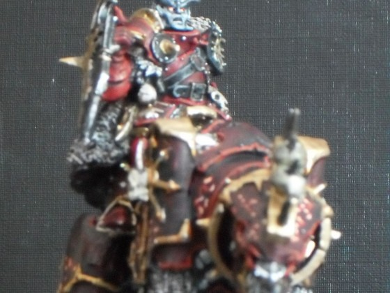 Captain Khorne