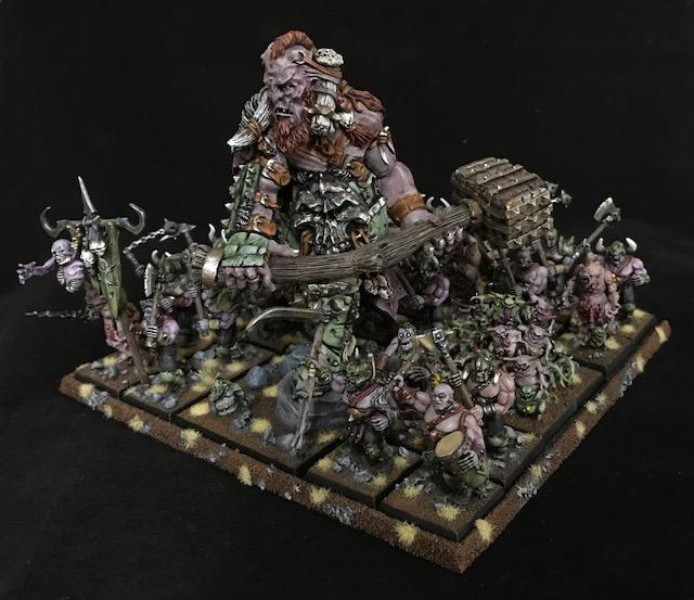 Chaosriese im Trupp