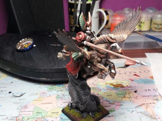 Feldherr des Imperiums auf Pegasus