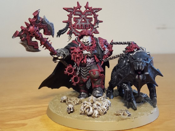 Mein Mighty Lord of Khorne
