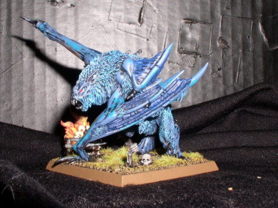 Varghulf - Night Side!