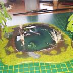 Sumpfgeländestück für AoS