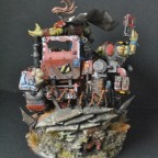 Ork Trike Heck