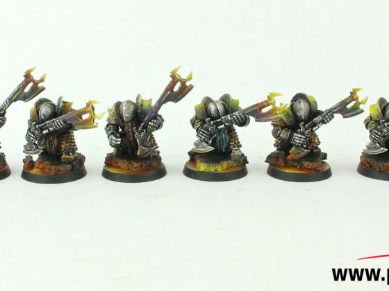 Infernal Guard Fireglaives 6