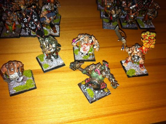 Oger Armee