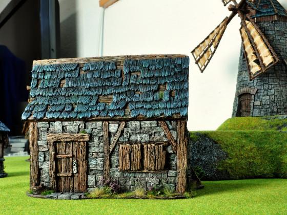 Ein Haus ...