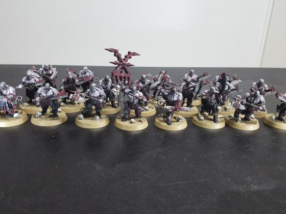 20 Bloodreavers