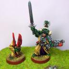 Azrael mit Helmträger