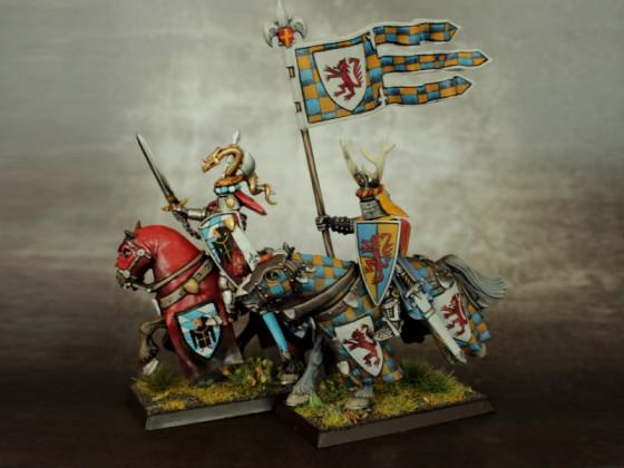 Bretonische Ritter