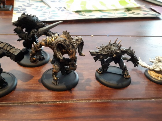 Circle Orboros Beasts