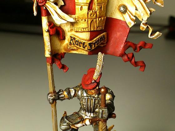 Imperialer Armeestandartenträger (Umbau)