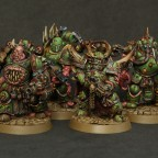 Death Gurd Plague Marines