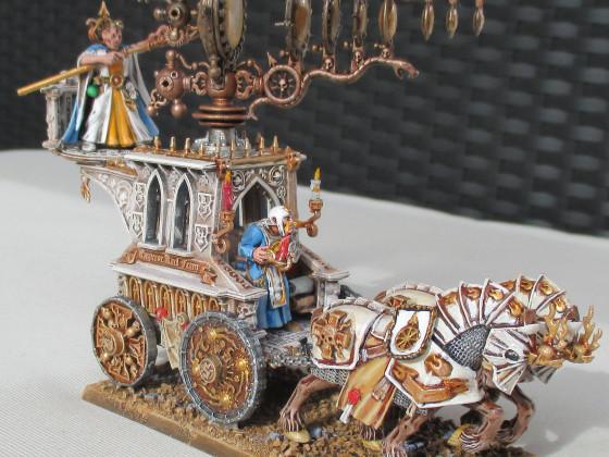 Luminark, Arkaner Wagen