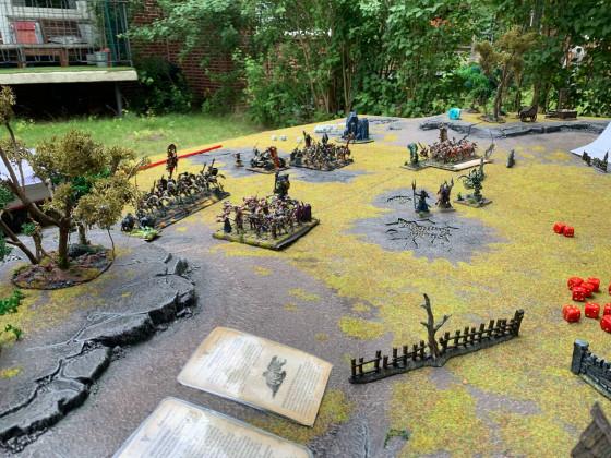 770 p Chaos vs. Gruftkönige