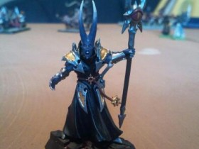 Chaos Meister Mage