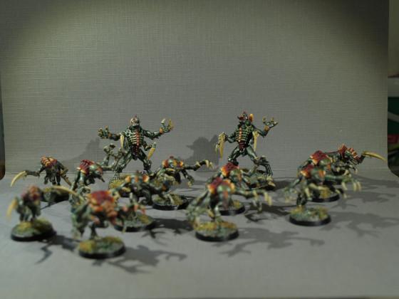 Truppen von Purgatorius