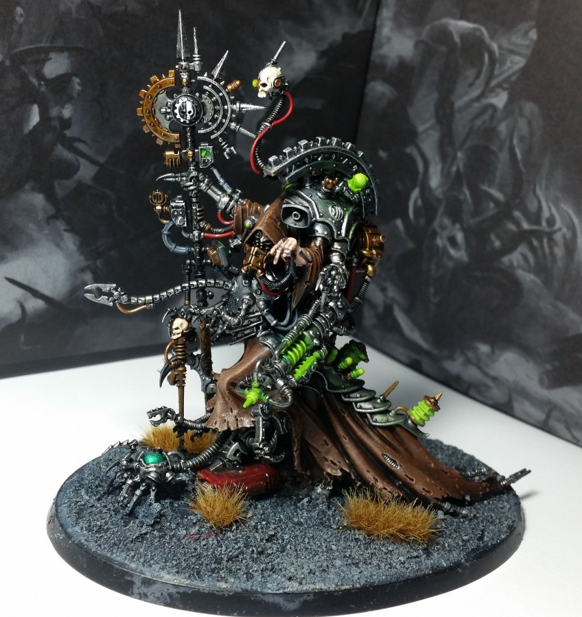 Master of the Forge Syndor Vosh