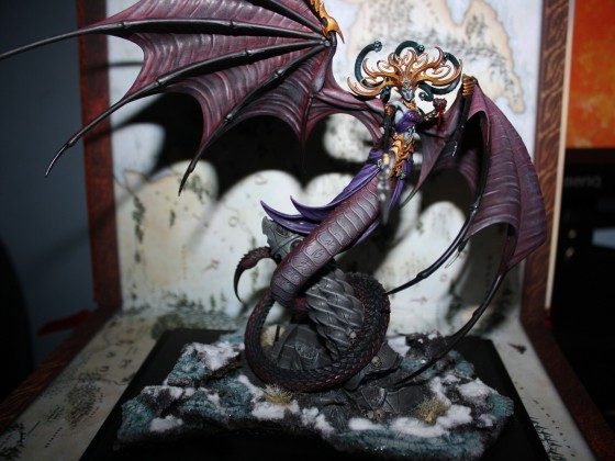 Morathi mit fertiger Base