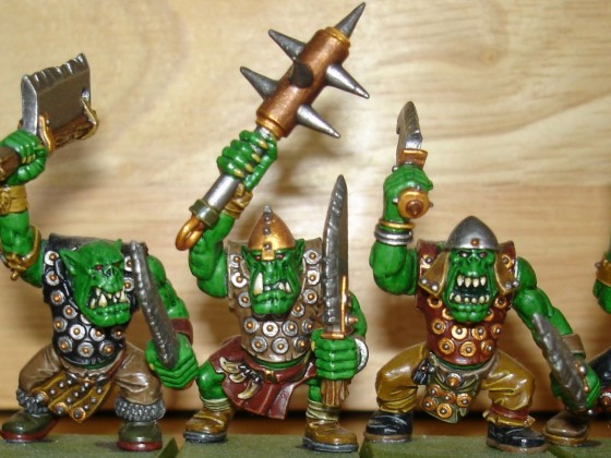 Orks, Glied 4