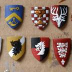 Verschiedene Heraldiken ...