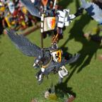 fliegende Marzipantorte