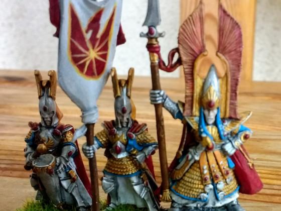 Zweitkommando für meine Flame Wardens