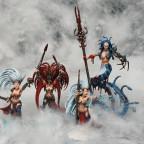 Heldinnen der Töchter Khains
