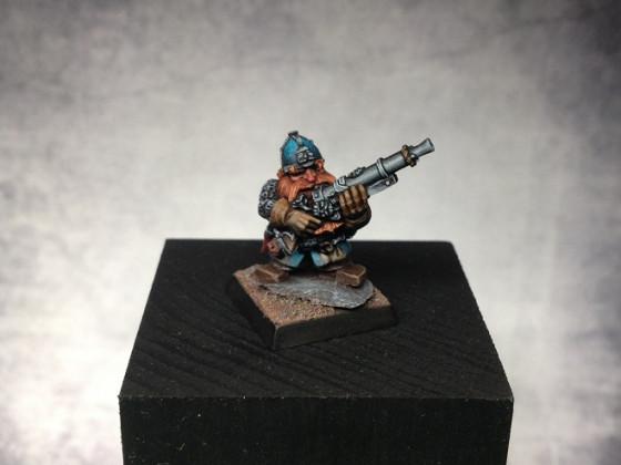 Musketenschütze